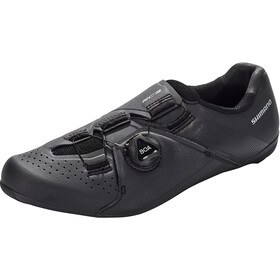 Shimano SH-RC3 Bike Shoes Wide Men, black